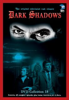 Dark Shadows   Collection 18 DVD, 2005