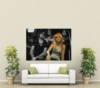 HAYLEY HAYLEY WILLIAMS PARAMORE GIANT WALL POSTER ST201