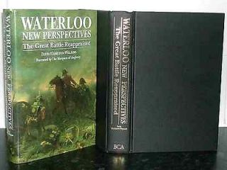 WATERLOO David Hamilton Williams BATTLE 1815 Napoleon Bonaparte DUKE
