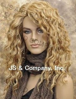 long blonde wig in Womens Wigs
