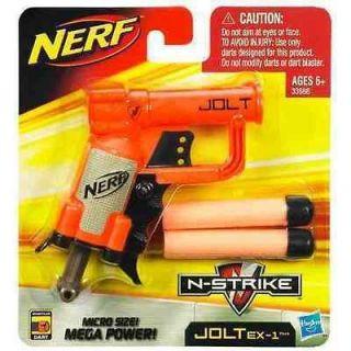 Nerf N Strike Jolt EX 1 Blaster *BRAND NEW*