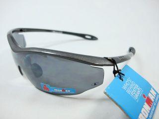 Foster Grant Iron Man Gray Black Sunglasses Vigor New (BIG)