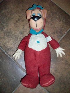 Vintage 1959 HuckleBerry Hound 12 Doll Knickerbocker Toys