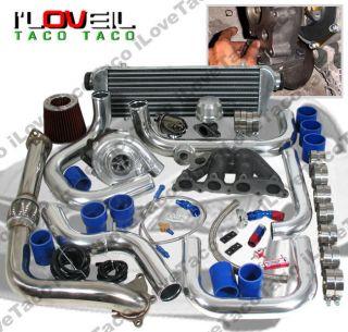 BMW 323CI 325CI 328CI E36 E46 V6 M50B25 M52B25 S50 T3 T3 T4 Cast Turbo