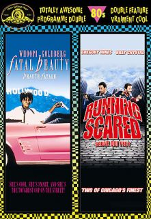 Fatal Beauty Running Scared DVD, 2007, 2 Disc Set
