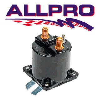 POST 12V SOLENOID WITH CURVED BASE HYDRAULIC PUMPS LOG SPLITTERS