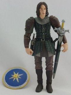Narnia Prince Caspian Final Battle 2nd series Action Figure 6.5 D3p