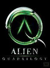 Alien Quadrilogy DVD, 2003, 9 Disc Set