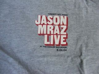 jason mraz shirt in Clothing,