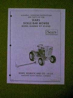 Used International Harvester 1300 Sickle Bar Mower, 3pt Hookup, 7