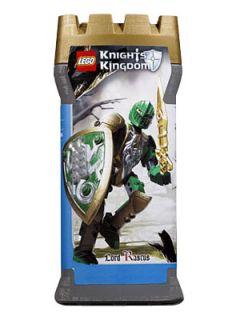 Lego Castle Knights Kingdom II Sir Rascus 8793