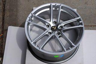 18 Inch Rims Maserati Style Wheels Fits VW 99 05 GTI 1.8T VR6 GLS GLX