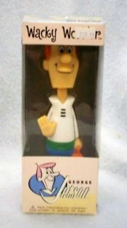 George Jetson Wacky Wobbler Bobble Head Doll Funko