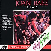 Live In Europe by Joan Baez CD, Sep 1998, Sony Epic