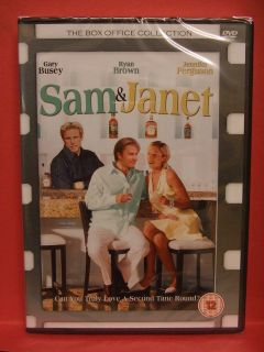 SAM & JANET DVD Gary Busey/Ryan Brown/Jennifer Ferguson/Anna Beck