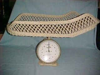 vintage baby scale in Baby