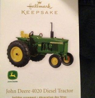 john deere diesel tractor