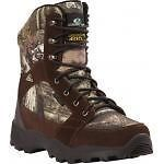 men s mossy oak mo2878 hauler waterproof insulated boots size