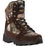 men s mossy oak mo2878 hauler waterproof insulated boots size