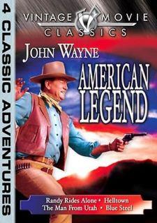 John Wayne   American Legend DVD, 2005