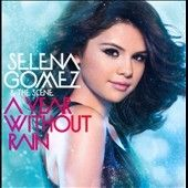 Selena Gomez/The Scene A Year Without Rain CD
