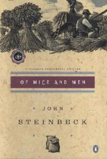 Of Mice and Men by John Steinbeck (2002, Paperback)