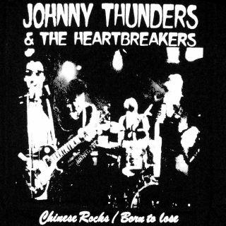 johnny thunders shirt in Clothing,