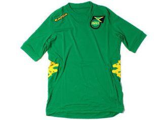 Kappa Jamaica 2012/13 S/S Away Replica Football Shirt