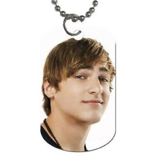 New Big Time Rush Kendall Schmidt Photo Dog Tag Necklace