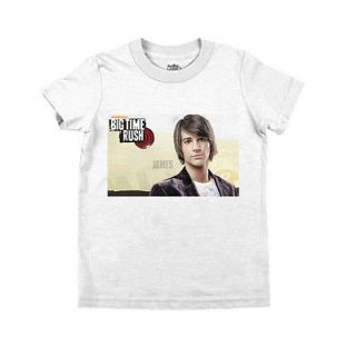 James   Big Time Rush Poster T shirt