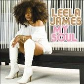 My Soul by Leela James CD, May 2010, Stax USA
