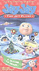 Jay Jay the Jet Plane   A Season To Share VHS, 2002