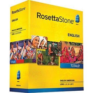 Rosetta Stone English (US) v4 Totale Lev