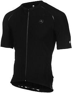 Giordana G Shield Short Sleeve Aqua Zero Winter Jersey Black Small