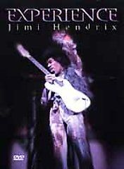 Jimi Hendrix Experience DVD, 2001