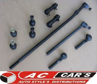 F350 4WD 87 97 Drag link Sleeve Tie Rod Ball Joint Front end steering