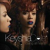 All Hearts Clean Version by Keyshia Cole CD, Dec 2010, Geffen