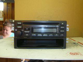 03 05 kia rio radio cd player 96160 fd100 time
