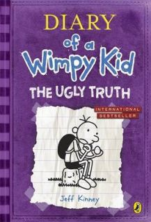 diary of a wimpy kid the ugly truth in Children & Young Adults