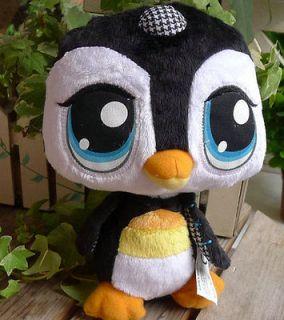 My Little Pet Shop LPS Plush Figure Penguin Collectible Lovely Gifr