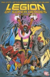 Legion of Super Heroes An Eye for an Eye by Keith Giffen, Paul Levitz