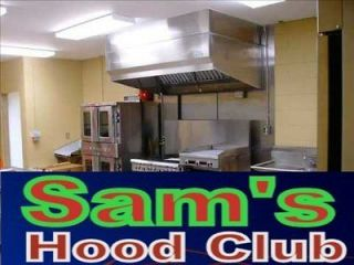 Commercial/restaurant/exhaust hood/ansul /Fire suppression /install