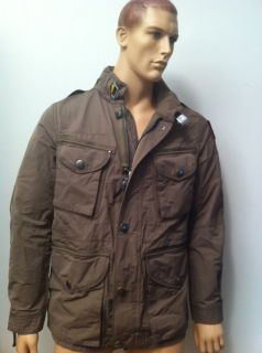 parajumpers m roosevelt 544 military jacket coat