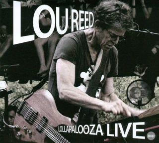 Lou Reed Lollapalooza Live DVD, 2011