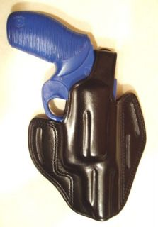 leather pancake holster taurus judge 3 8035 blk expedited shipping