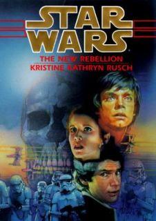 Star Wars Series by Kristine Kathryn Rusch 1996, Hardcover