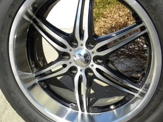 22 inch kumho tires with alloy deep dish rims time