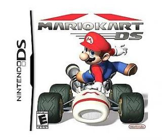 New Nintendo Mario Kart DS For DS NDS DS LITE NDSI DSI XL LL 3DS Video