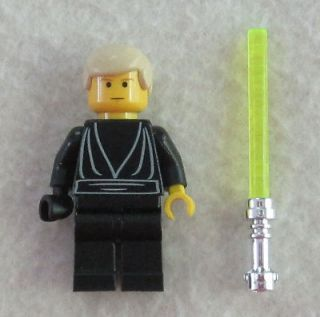 LEGO STAR WARS LUKE SKYWALKER MINIFIG figure minifigure toy final duel