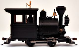 Spectrum On30 Scale Train Steam 0 4 0 Porter DCC Equipped Black